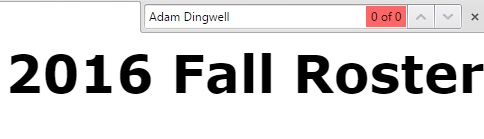 Dingwell