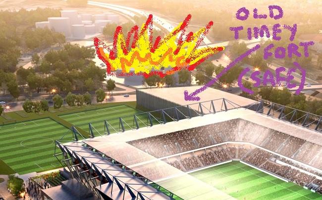 stadiumfort